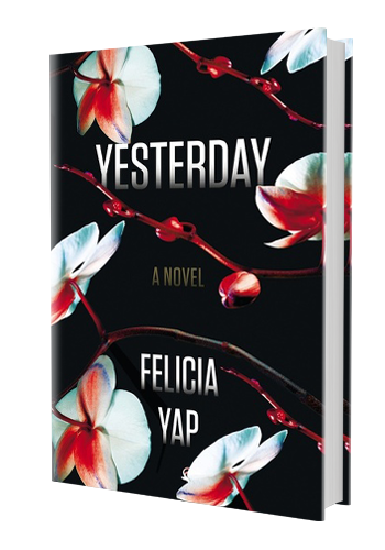 Yesterday US Edition Cover