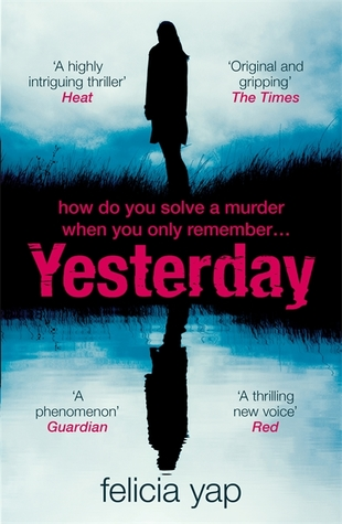 Yesterday UK Cover